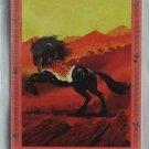 Bella Sara Ancient Lights Card #5 Bukefalos
