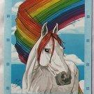 Bella Sara Northern Lights Card #4 Colour