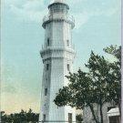 St. David's Lighthouse, Bermuda Vintage Postcard