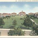 State Teachers College in Harrisonburg, Virginia Vintage Postcard