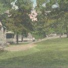 Massanetta Springs Station East Cottages in Harrisonburg, Virginia Vintage Postcard