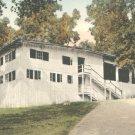 Massanetta Springs Station Class Rooms in Harrisonburg, Virginia Vintage Postcard