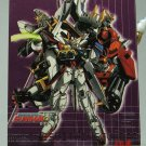 Gundam Wing Series One Trading Card #8