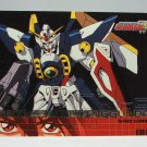 Gundam Wing Series One Trading Card #12