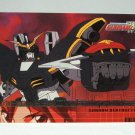 Gundam Wing Series One Trading Card #14