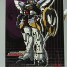 Gundam Wing Series One Trading Card #19