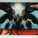 Gundam Wing Series One Trading Card #33