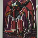 Gundam Wing Series One Trading Card #37