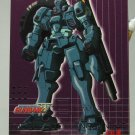 Gundam Wing Series One Trading Card #50