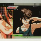 Gundam Wing Series One Trading Card #56