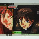 Gundam Wing Series One Trading Card #58