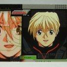 Gundam Wing Series One Trading Card #64