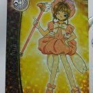 Cardcaptors Upper Deck Trading Card Silver Parallel #77