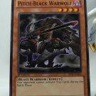 YuGiOh Battle Pack 2 War of the Giants First Edition BP02-EN030 Pitch-Black Warwolf
