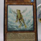 YuGiOh Battle Pack 2 War of the Giants First Edition BP02-EN043 Treeborn Frog