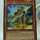 YuGiOh Battle Pack 2 War of the Giants First Edition BP02-EN066 Shield Warrior