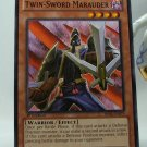YuGiOh Battle Pack 2 War of the Giants First Edition BP02-EN079 Twin Sword Marauder