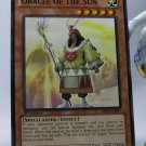 YuGiOh Battle Pack 2 War of the Giants First Edition BP02-EN087 Oracle of the Sun