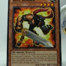 YuGiOh Battle Pack 2 War of the Giants First Edition BP02-EN115 Bull Blader