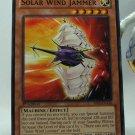 YuGiOh Battle Pack 2 War of the Giants First Edition BP02-EN116 Solar Wind Jammer