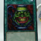 YuGiOh Battle Pack 2 War of the Giants First Edition BP02-EN129 Pot of Greed