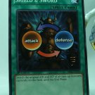 YuGiOh Battle Pack 2 War of the Giants First Edition BP02-EN130 Shield & Sword