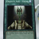 YuGiOh Battle Pack 2 War of the Giants First Edition BP02-EN143 Gravity Axe Grarl