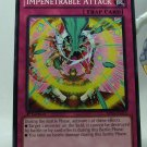 YuGiOh Battle Pack 2 War of the Giants First Edition BP02-EN211 Impenetrable Attack