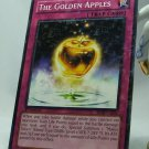 YuGiOh Battle Pack 2 War of the Giants First Edition Mosaic Rare BP02-EN208 The Golden Apples