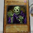 YuGiOh Legend of Blue Eyes White Dragon LOB-004 Skull Servant