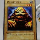YuGiOh Legend of Blue Eyes White Dragon LOB-031 Dissolverock
