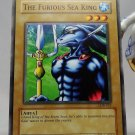 YuGiOh Legend of Blue Eyes White Dragon LOB-033 The Furious Sea King
