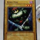 YuGiOh Legend of Blue Eyes White Dragon LOB-036 King Fog