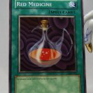 YuGiOh Legend of Blue Eyes White Dragon LOB-054 Red Medicine