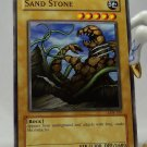 YuGiOh Legend of Blue Eyes White Dragon LOB-109 Sand Stone