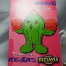 Digimon Photo Card #18 Togemon