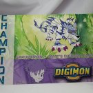 Digimon Photo Card #36 Garurumon