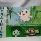 Digimon Photo Card #46 Motimon
