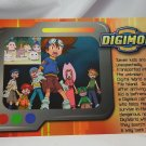 Digimon Photo Card #66 Scene Card