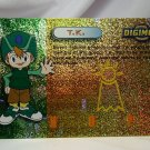 Digimon Photo Prism Card P6 TK