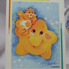 Care Bears 1994 Trading Sticker #38 - Funshine Bear