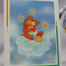 Care Bears 1994 Trading Sticker #49 - Tenderheart Bear