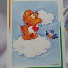 Care Bears 1994 Trading Sticker #73 - Tenderheart Bear