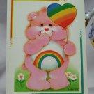 Care Bears 1994 Trading Sticker #114 - Cheer Bear