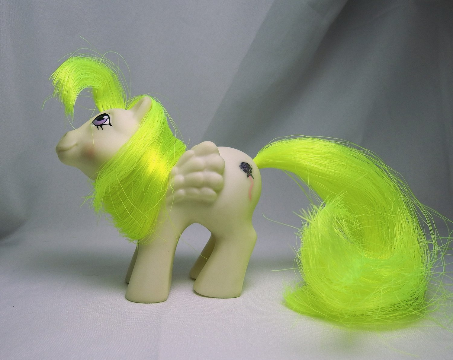 Vintage G1 My Little Pony Baby Surprise (Rehaired)