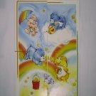Care Bears 1994 Trading Stickers Set #172, 173, 174, 175