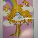 Care Bears 1994 Trading Stickers Set #7, 8, 9, 10