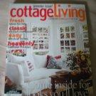 Cottage Living Magazine September/October 2004, Premier Issue