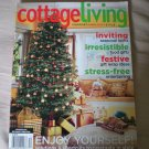 Cottage Living Magazine November/December 2004