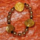 Pearly Shell Bracelet